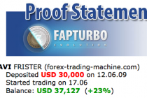 FAP Turbo Evolution Review – The Best Forex Robot in the Market (2009)